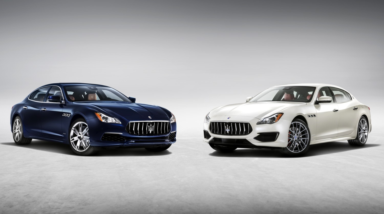Maserati, ecco la nuova Quattroporte