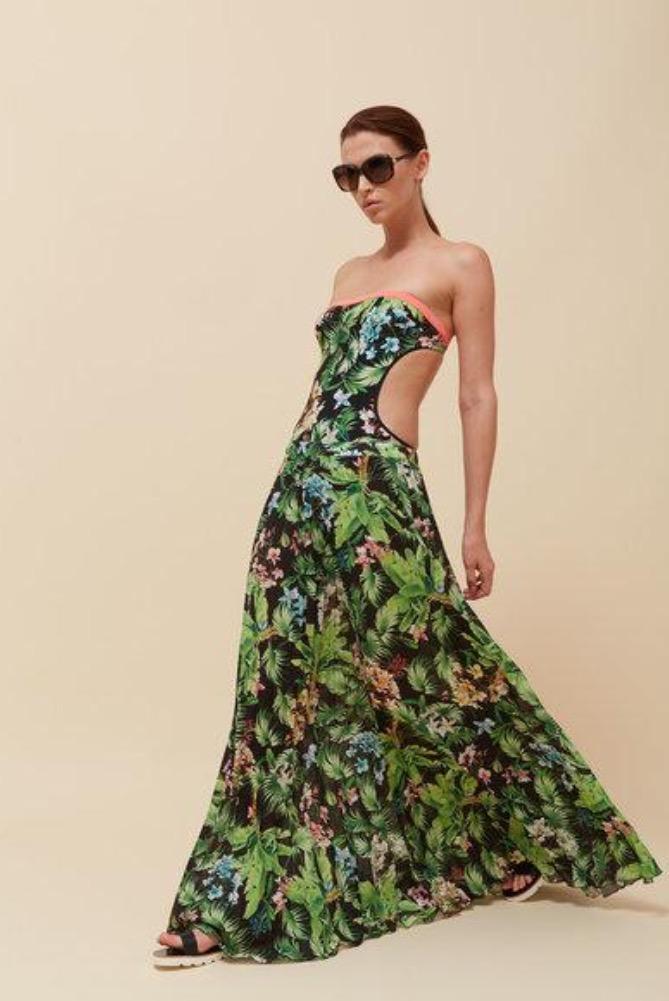 Mila Zegna Baruffa, creazioni di alta qualità che tingono di rosa l'estate