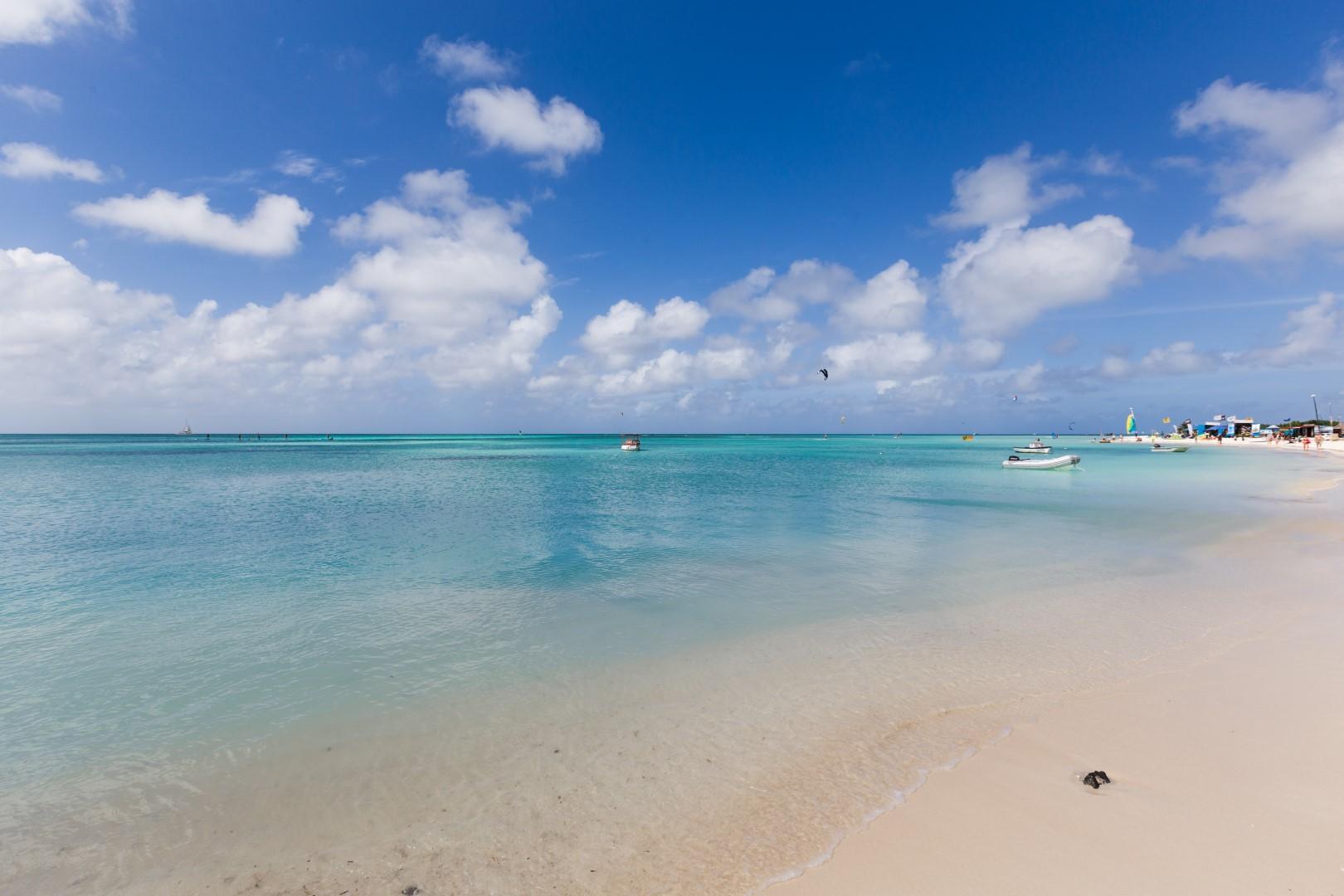 Aruba: cinque spiagge da urlo nella perla dei Caraibi
