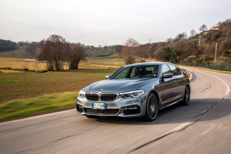 BMW Serie 5 berlina, generazione 7