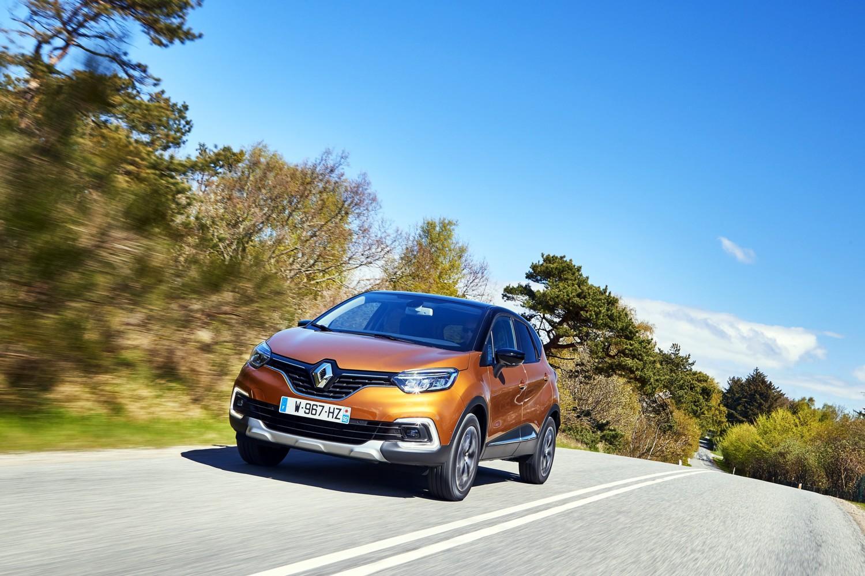Ecco il nuovo Renault Captur