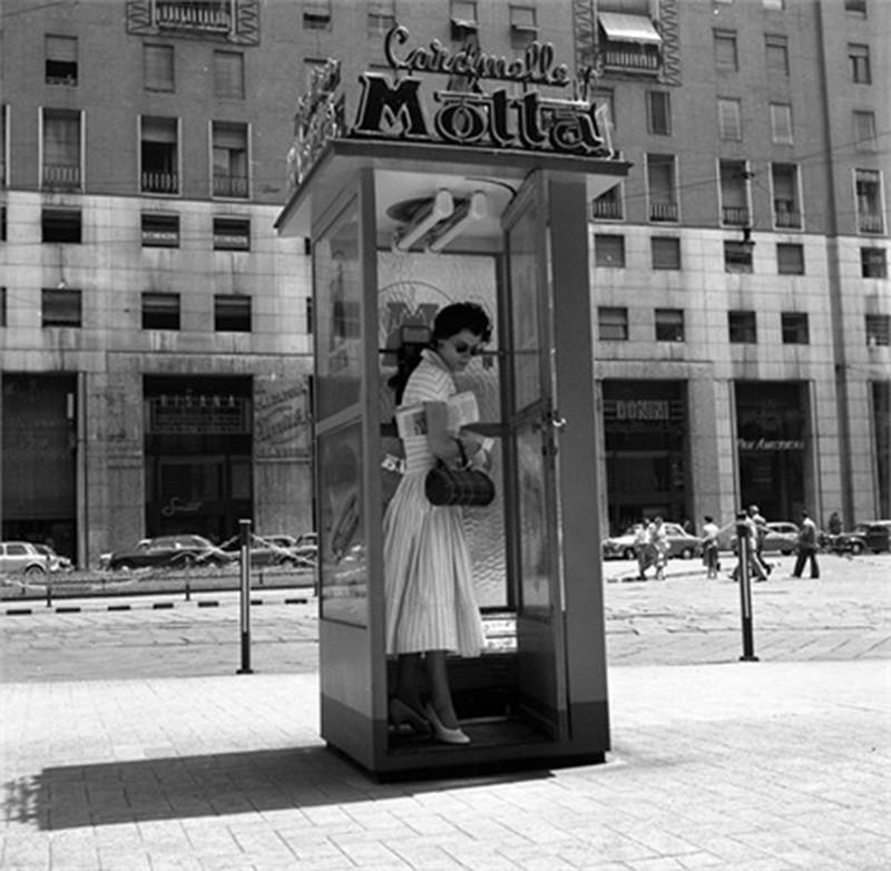Quelle care, vecchie cabine telefoniche
