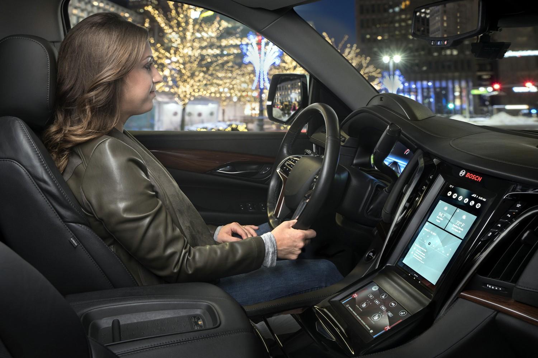Bosch al CES 2018 di Las Vegas
