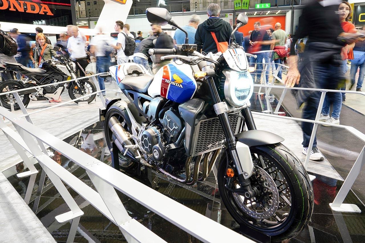 Honda a Motor Bike Expo 2019