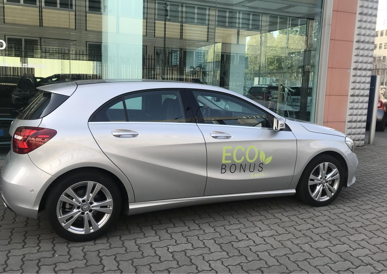 Gli Ecobonus Mercedes e Smart