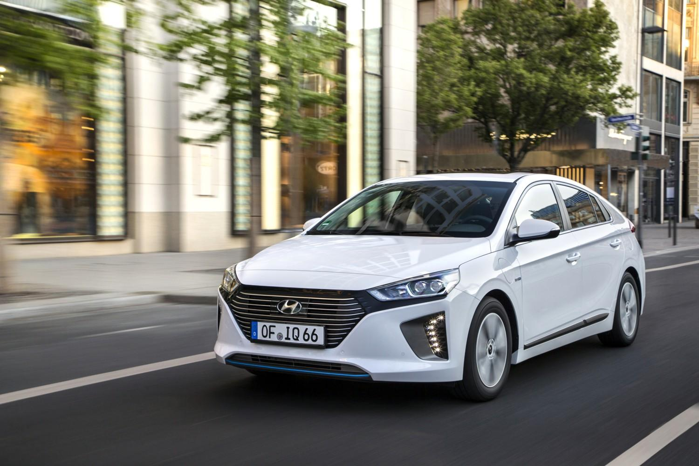 Hyundai Ioniq Hybrid Plug-in