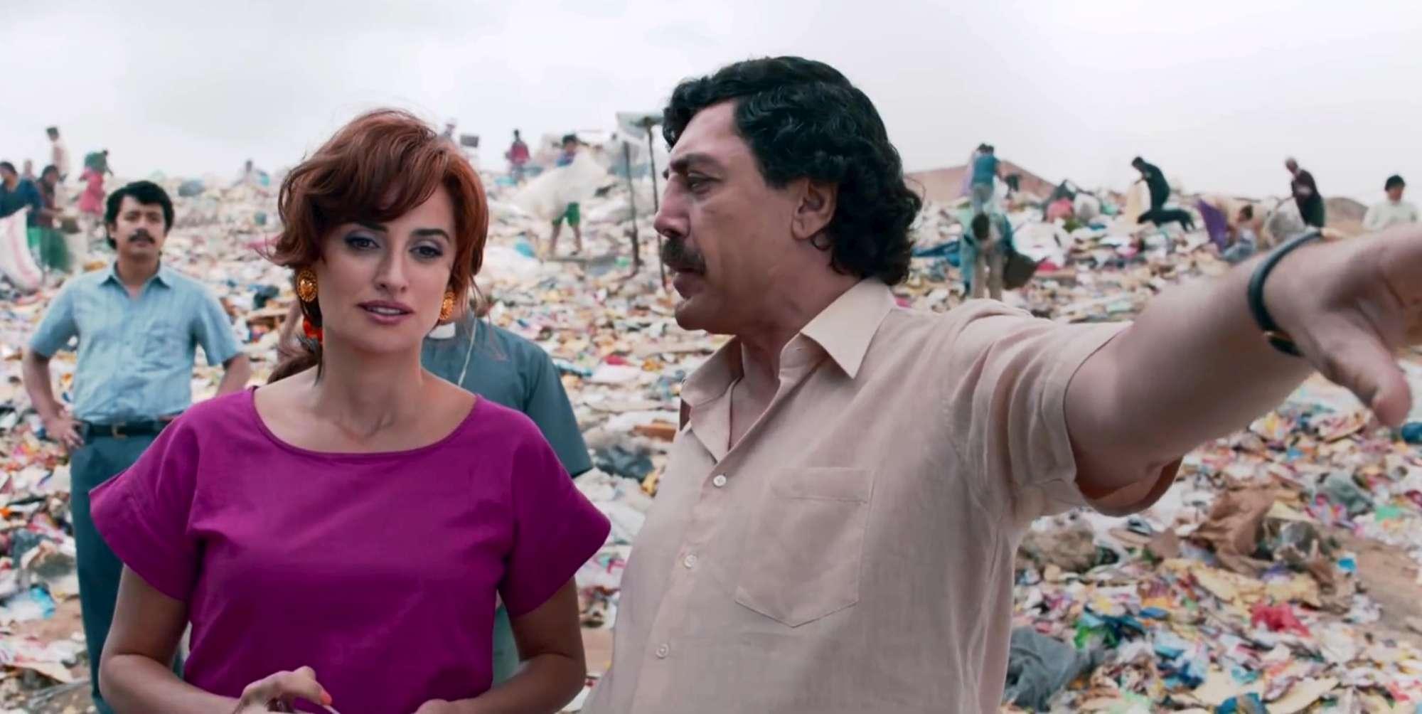 Escobar - Il fascino del male , guarda le immagini del set