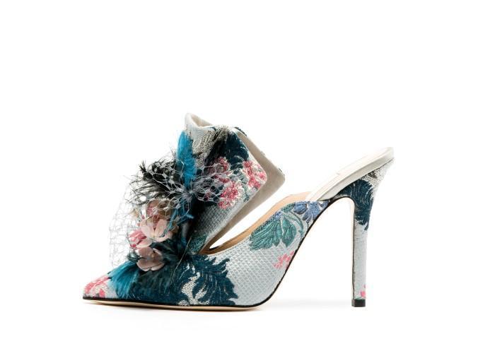 Andrea Mondin. Calzature di lusso per le principesse di oggi!
