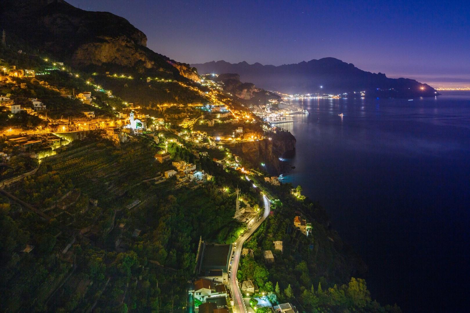 Costiera Amalfitana, il paradiso dopo ogni curva