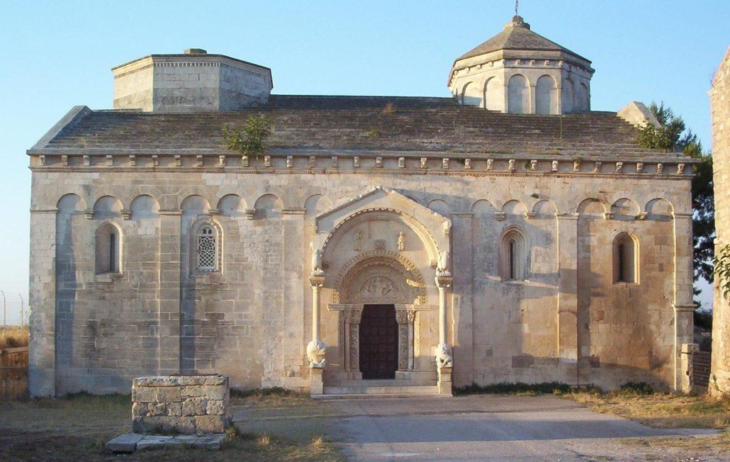 Puglia: il solstizio nell antica abbazia di San Leonardo