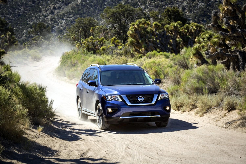 Pathfinder, il Suv massimo di Nissan