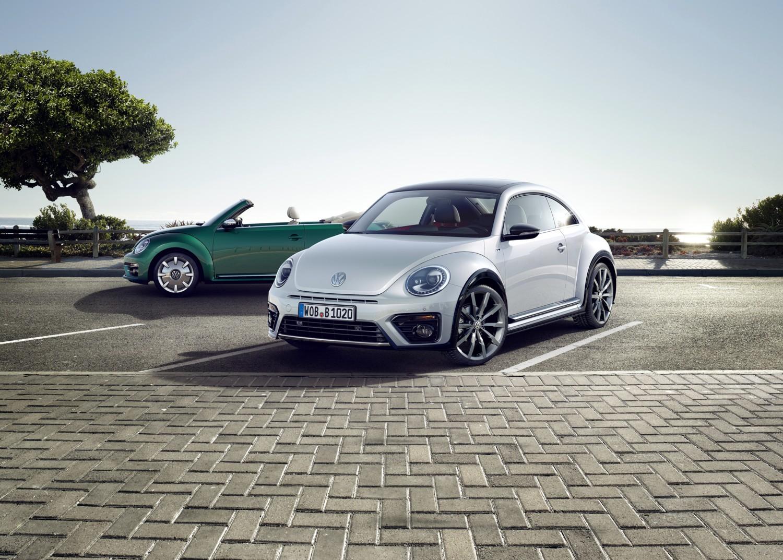 VW Maggiolino e Maggiolino Cabrio