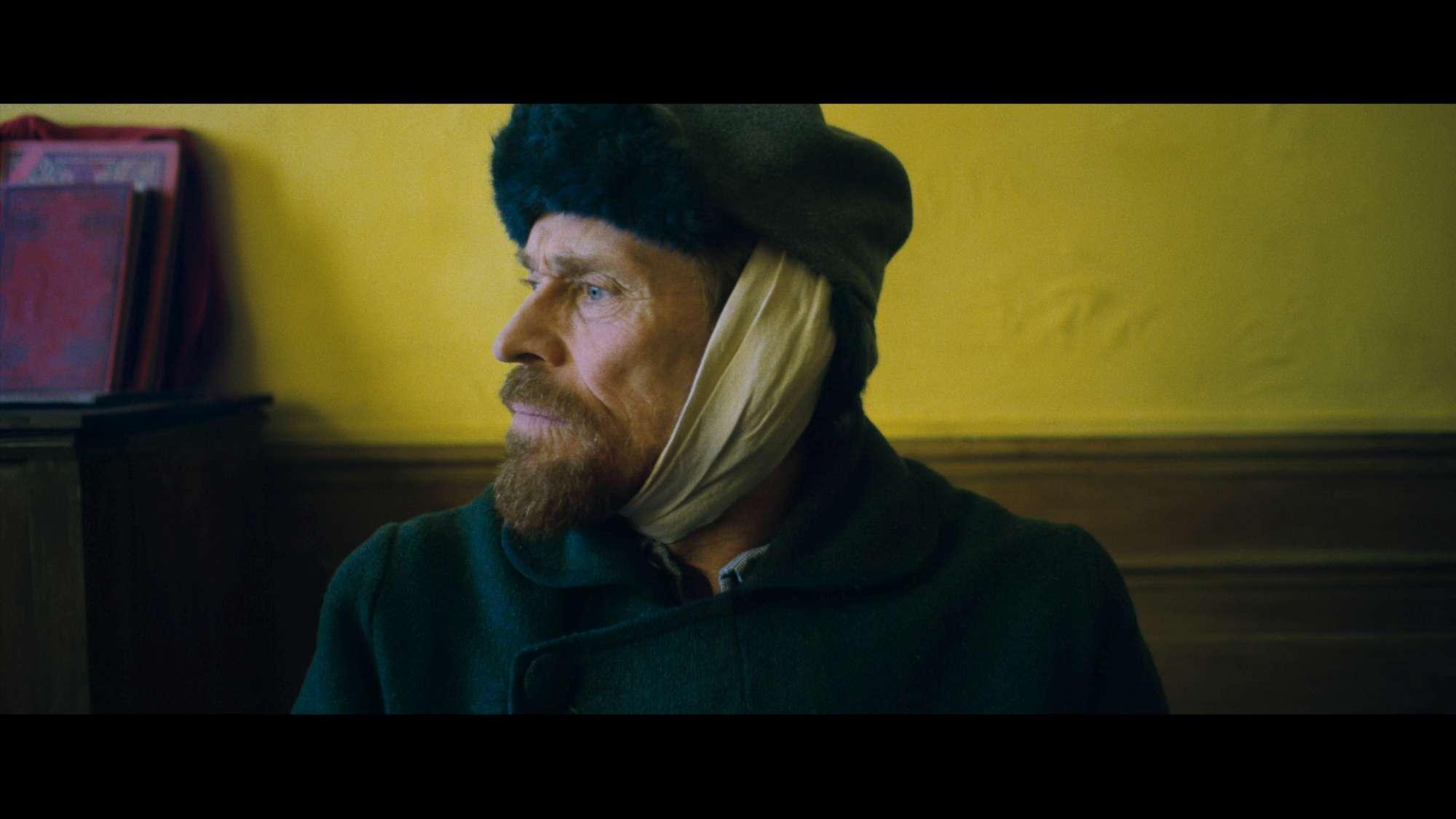 Van Gogh-Sulla soglia dell eternità , le immagini del film