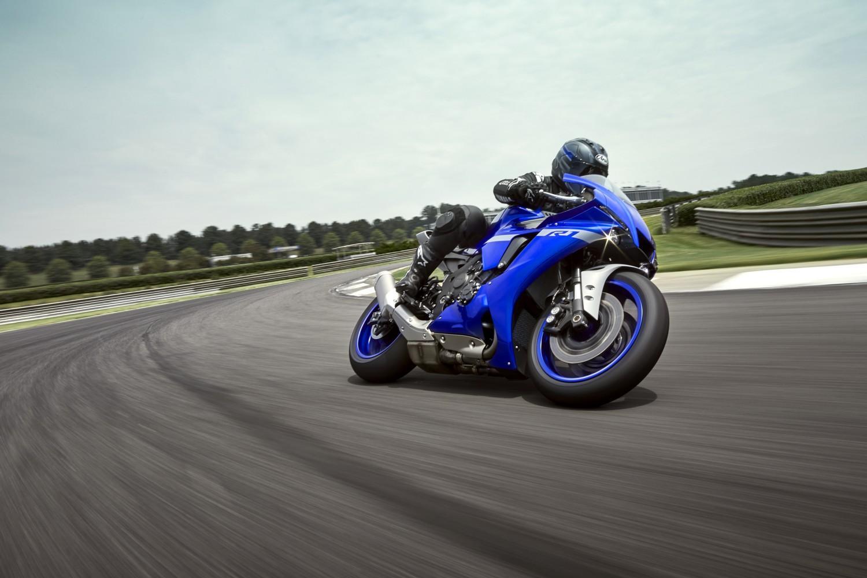 Eccole! Le nuove superbike Yamaha