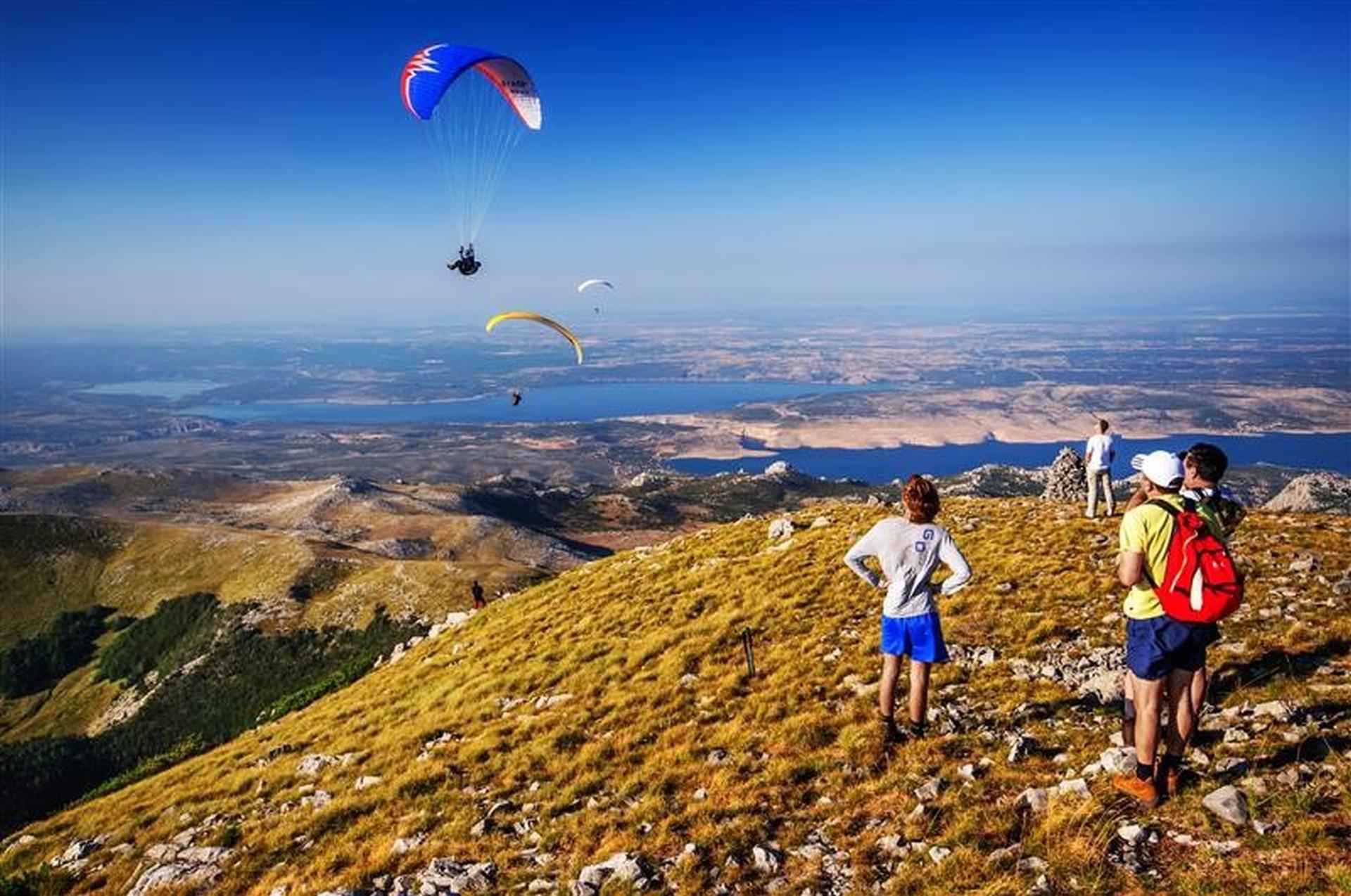 Ecco le proposte croate per una vacanza strong