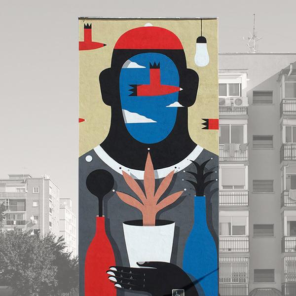 A Ragusa la seconda edizione del FestiWall: i 5 artisti ospiti
