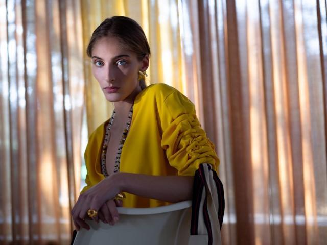 Laura Aparicio. Moda tailoring da Bogotà a Milano