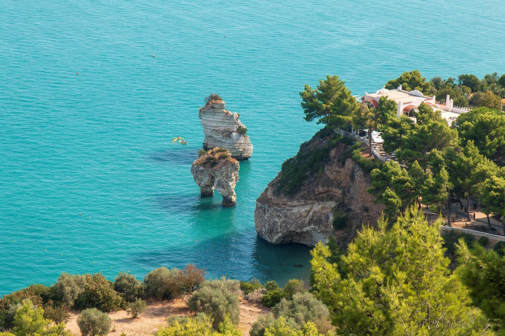 Spiagge del Mediterraneo: le magnifiche sette