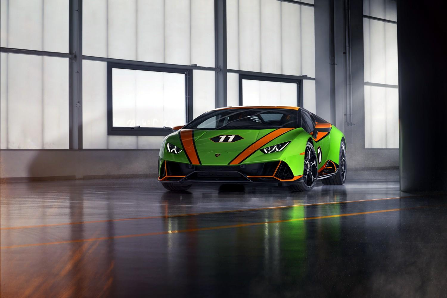 Huracán EVO GT Celebration