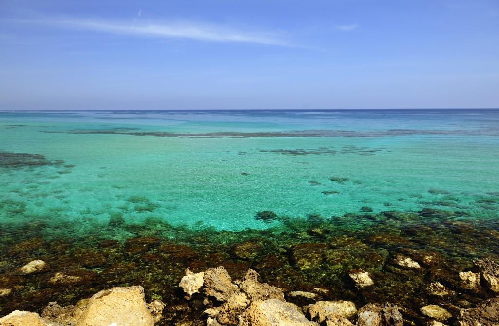 A Cipro per scoprire il mondo sommerso