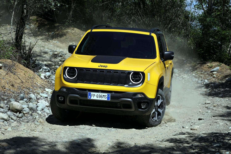 Jeep Renegade 2019 Sotto Il Cofano Le Vere Sorprese Tgcom24
