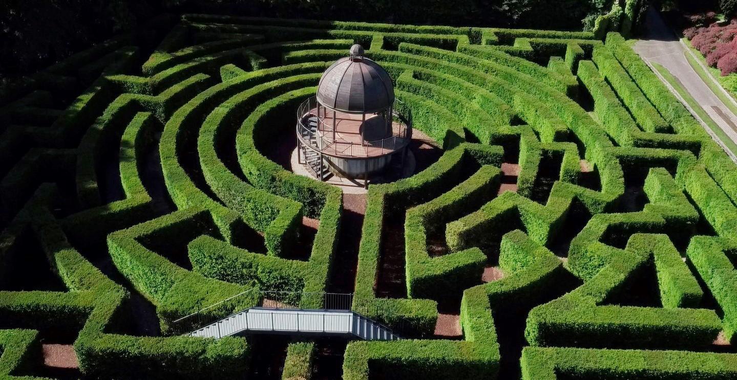 Labirinti dove è bello perdersi tra Natura e Mito