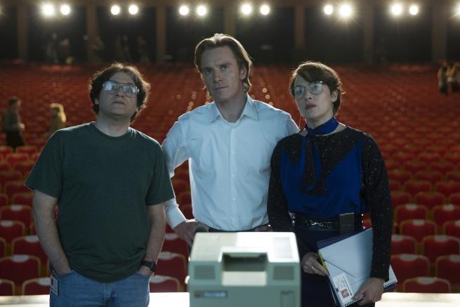 """""""Steve Jobs"""", arriva nei cinema la storia dell'uomo che ci ha cambiato la vita"""