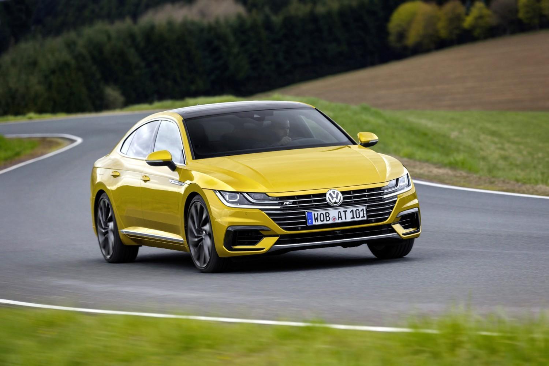 Ecco la Volkswagen Arteon