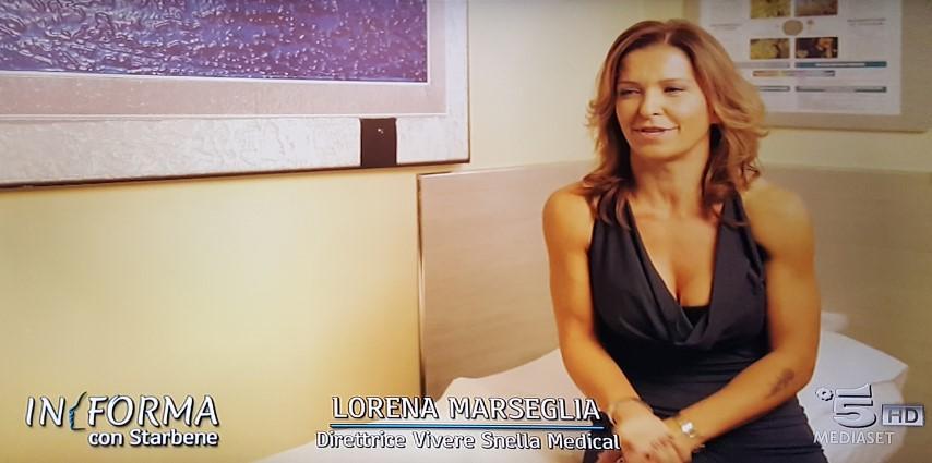 Lorena Marseglia, fondatrice di Vivere Snella Medical