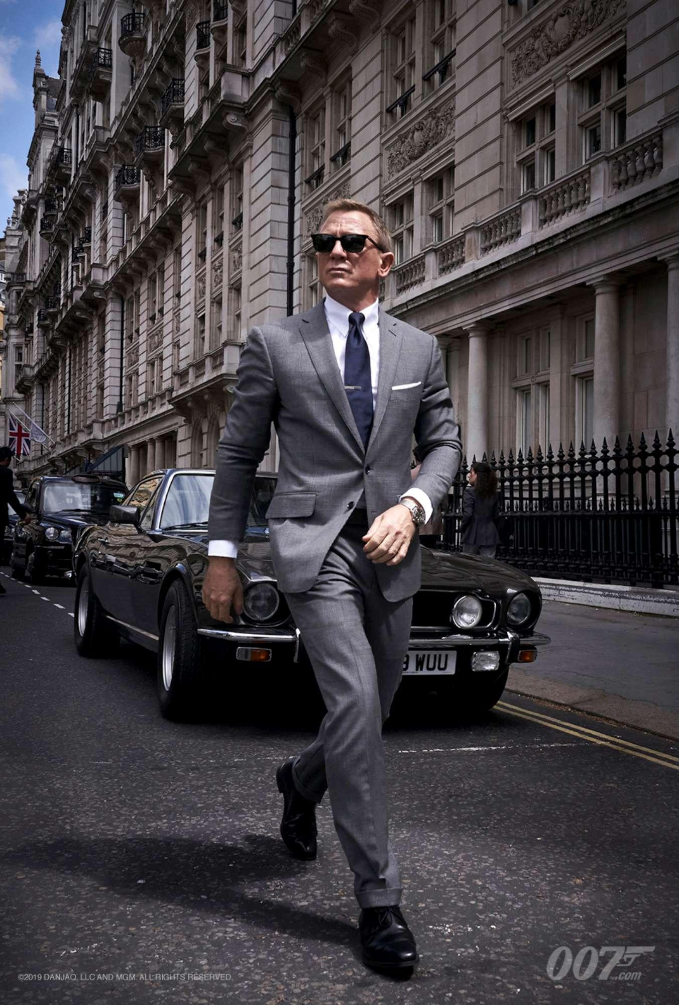 Uomo, impeccabili come Daniel Craig: cosa copiare a James Bond