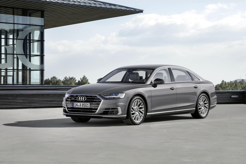 Tecnologie a gogò sull'ammiraglia Audi