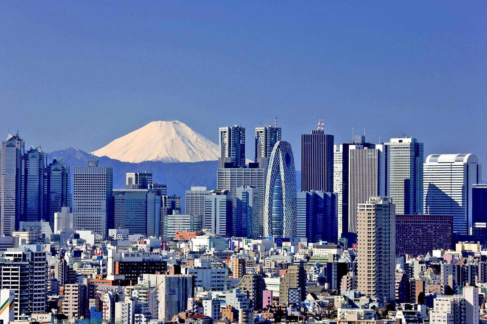Un tuffo nel futuro dell'architettura? A Tokyo