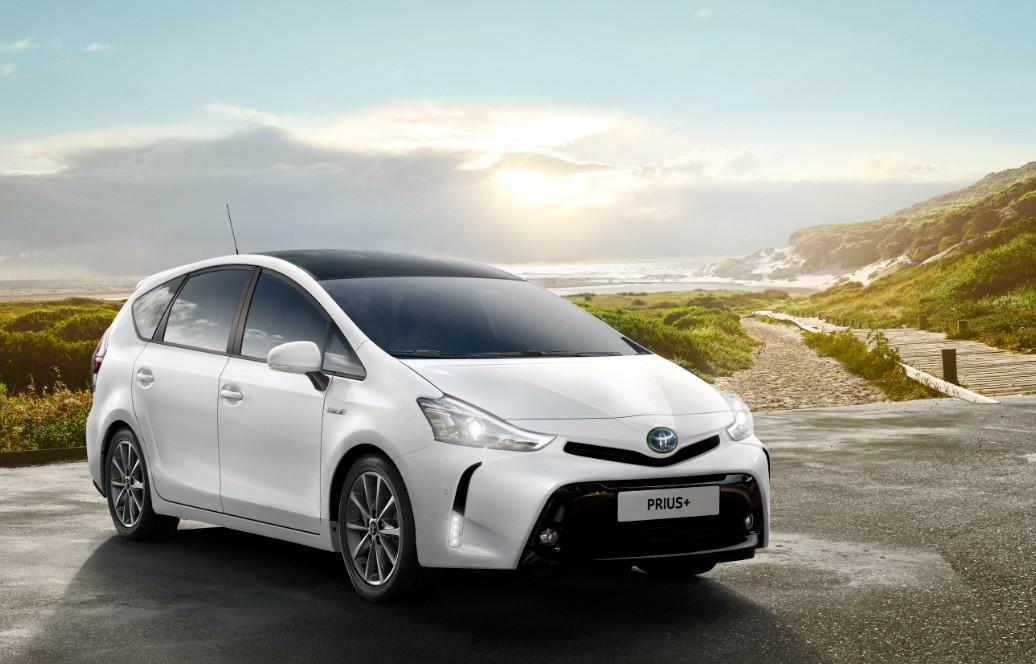 La nuova Toyota Prius+ 2018
