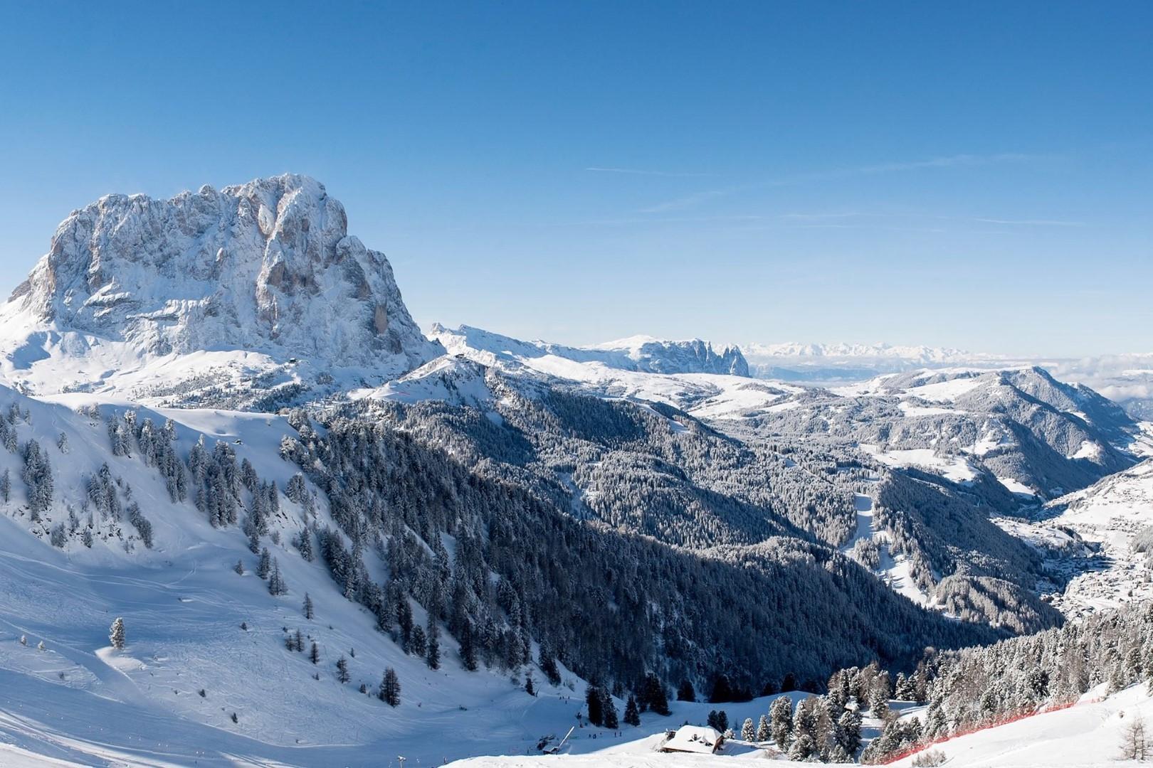 Sellaronda: quattro passi sugli sci