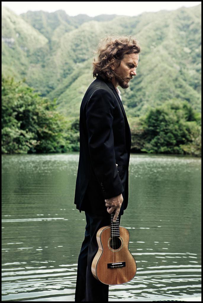 Eddie Vedder torna in Italia: concerto il 15 giugno a Firenze