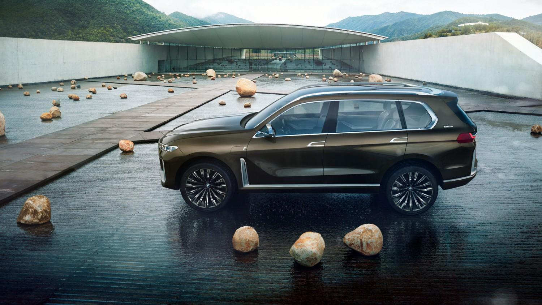 BMW X7 iPerformance eDrive
