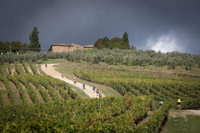 L'Eroica: l'amore per la bicicletta non ha tempo