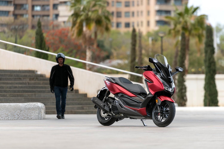 Forza E Pcx Honda Rafforza La Leadership Tra Gli Scooter 125 Tgcom24