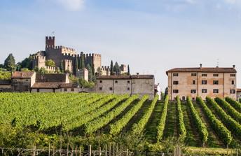 La strada del Soave, il volto del Veneto più dolce