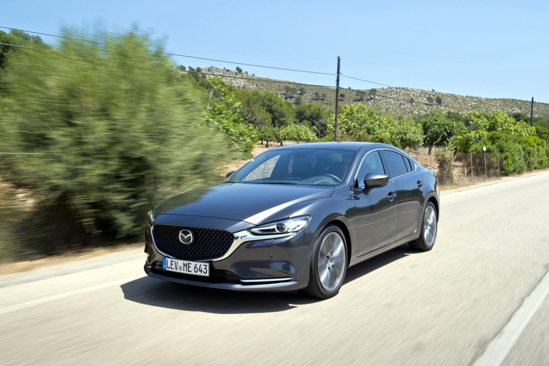 Mazda 6 in arrivo le nuove berlina e sw tgcom24 for Ufficio stampa design