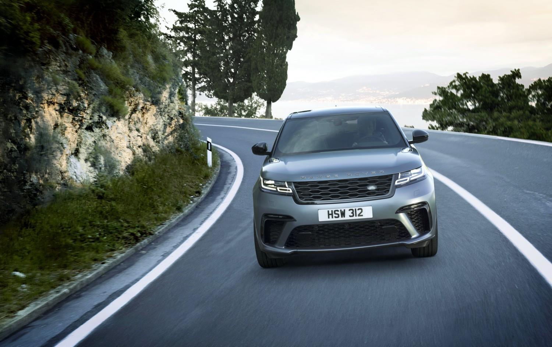 Velar, il destino di Range Rover