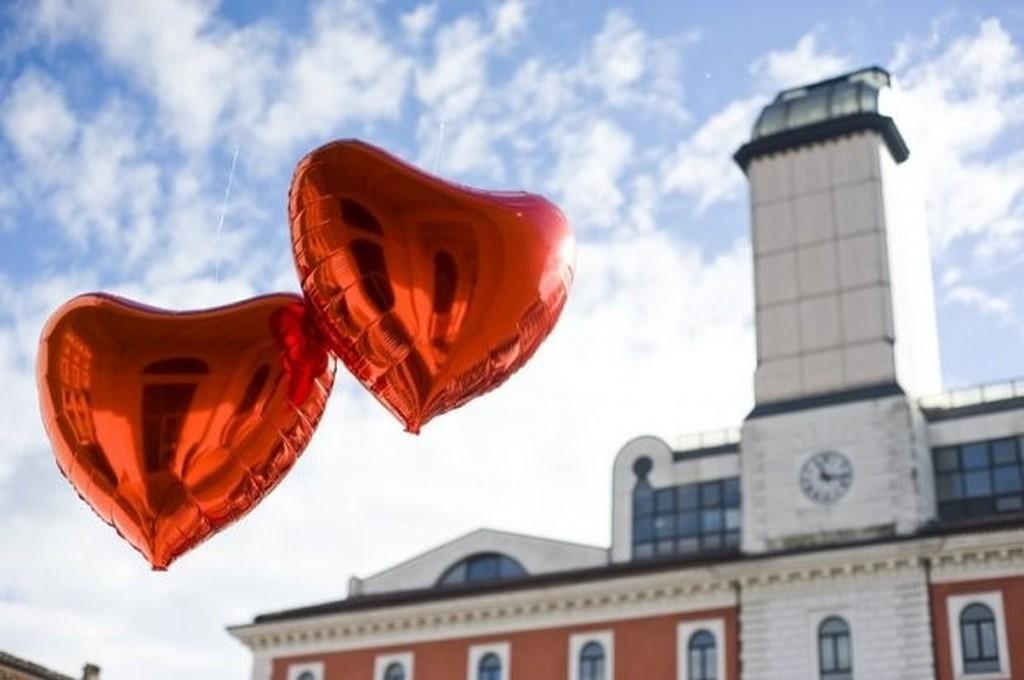 San Valentino: luoghi romantici e appuntamenti per chi è innamorato