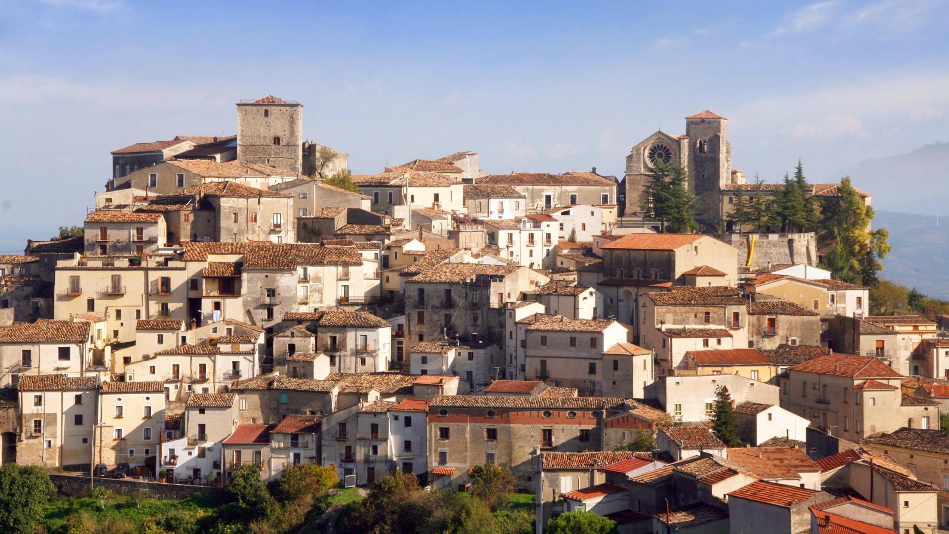 Altomonte, Borgo Bello nel cuore verde della Calabria