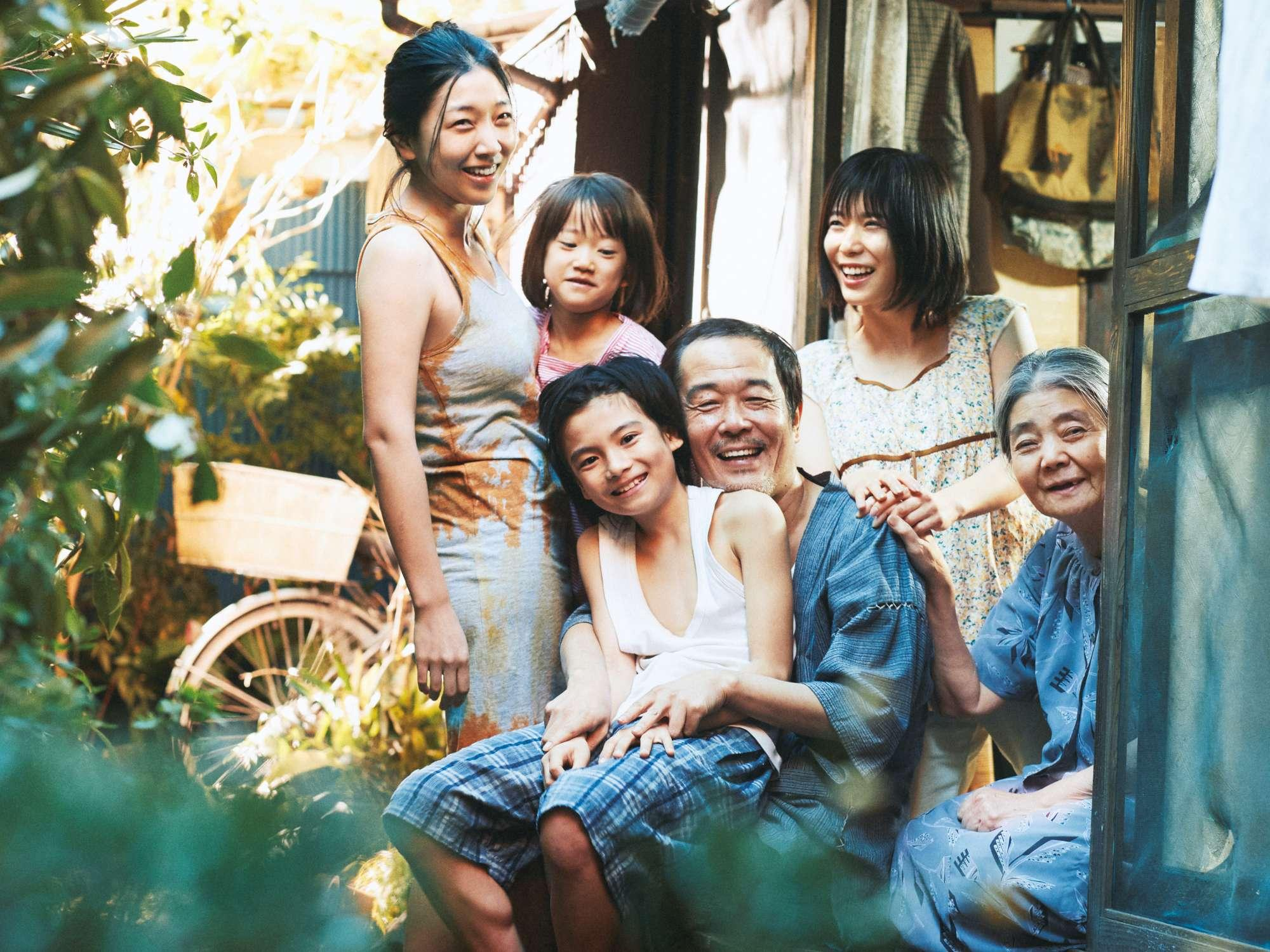 Un affare di famiglia , le foto dal set