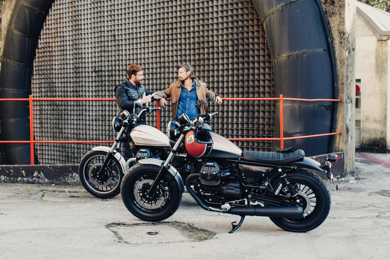 Guzzi V9La Moto Sta Tgcom24 Mezzo Virtᄄᄡ In shQtrdC