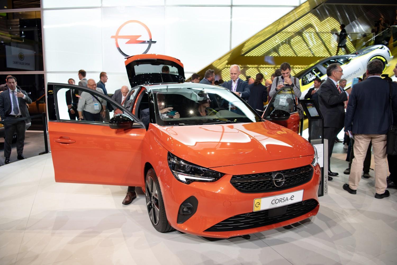 Opel al 68° IAA di Francoforte