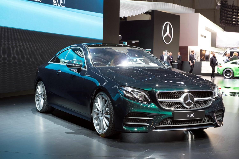 Mercedes-Benz a Ginevra