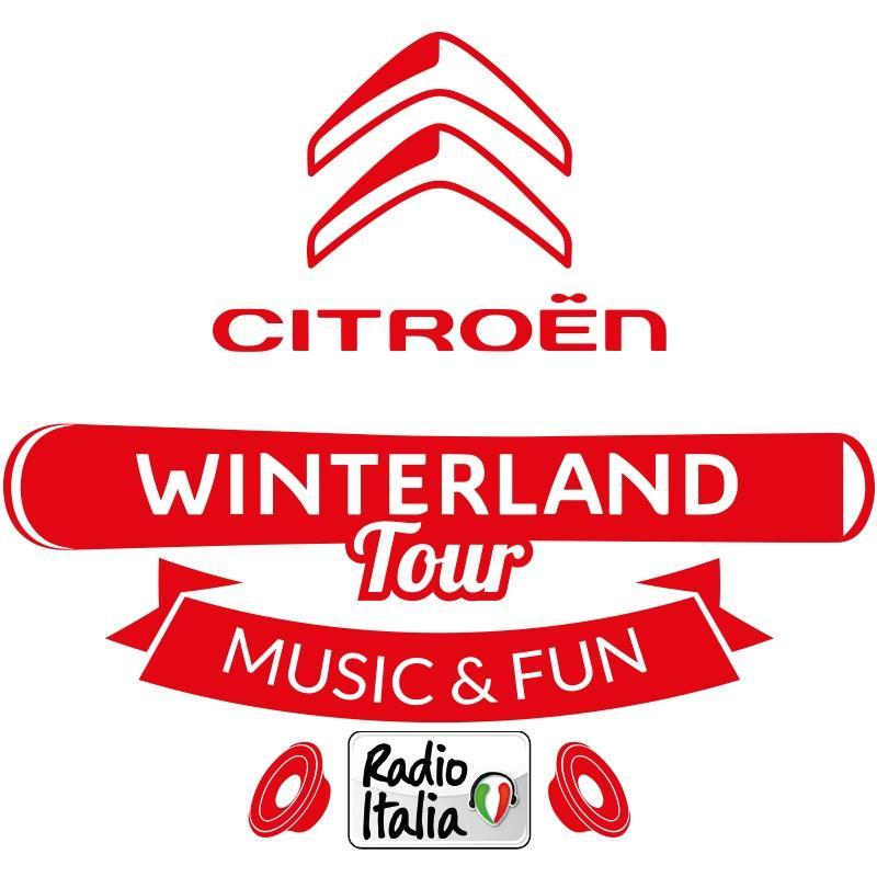 Citroen Winterland Tour 2019