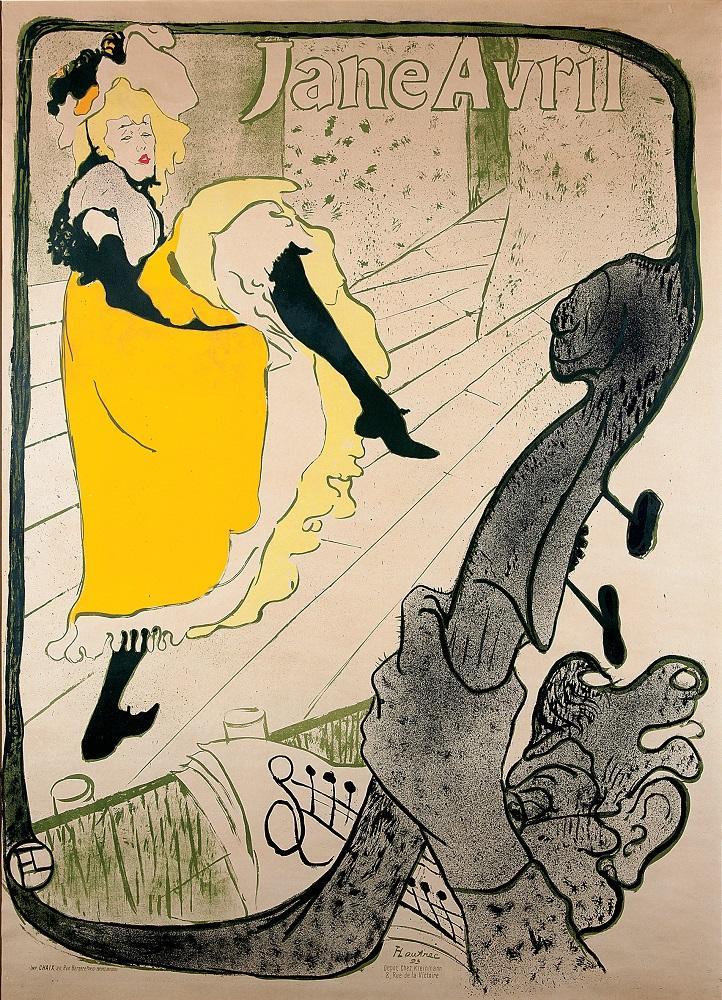 La Belle Époque di Toulouse-Lautrec