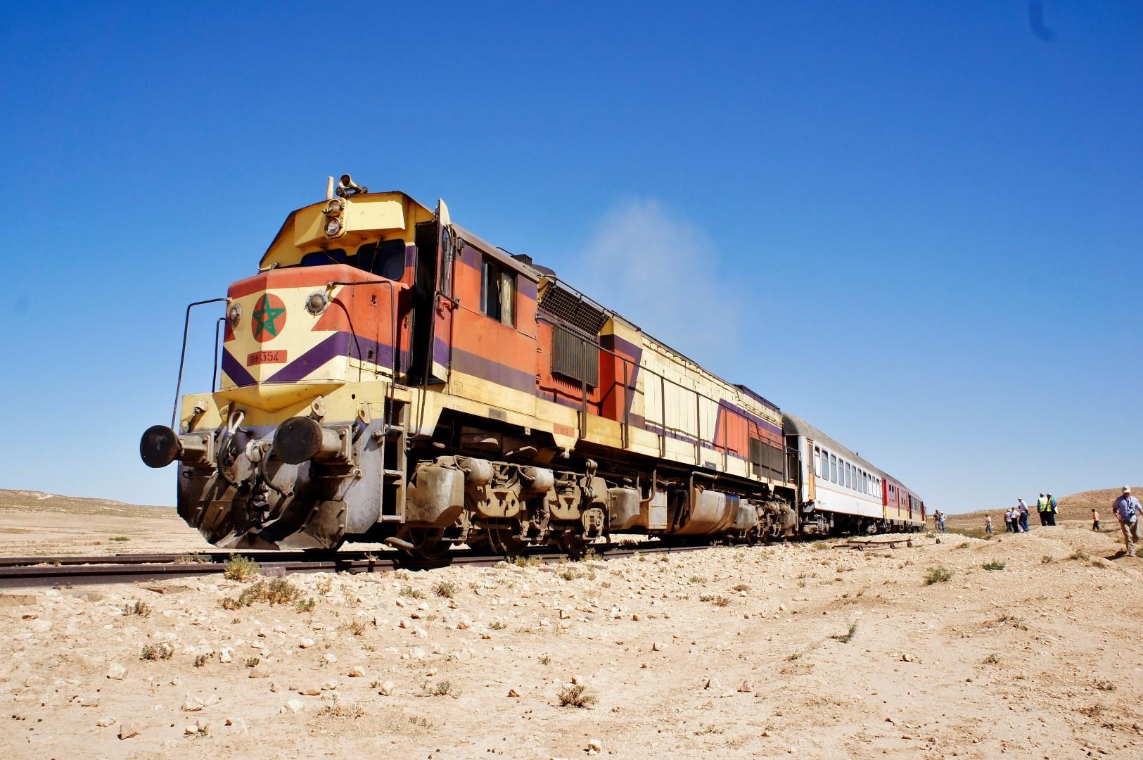 Il treno del deserto - Foto Tgcom24 ee6d24a051
